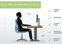 health tips for office workers